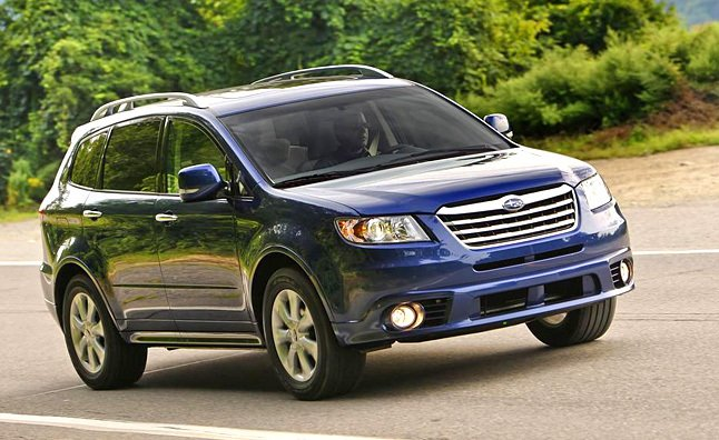 2011 Subaru Tribeca Review