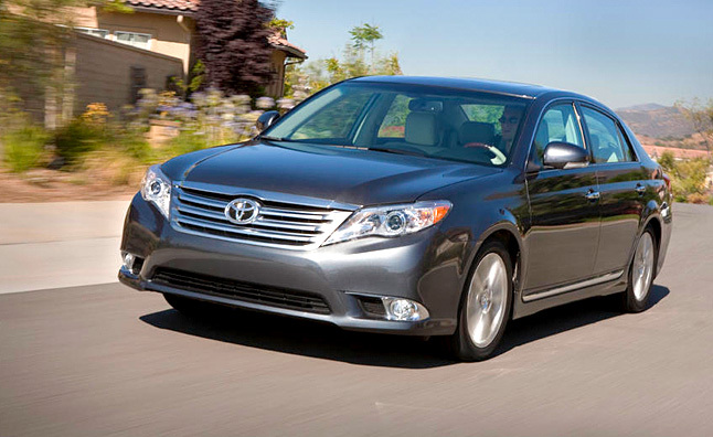 2011 toyota avalon review car reviews. Black Bedroom Furniture Sets. Home Design Ideas