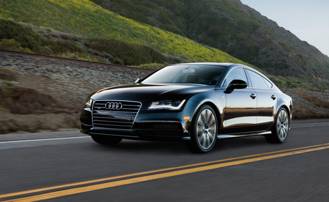 Manual Centre 2012 Audi A7 Owners Guide
