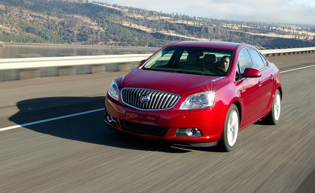 2013 Buick Verano Review Car Reviews