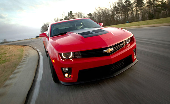 Charming 2012 Chevrolet Camaro ZL1 Review U2013 Video