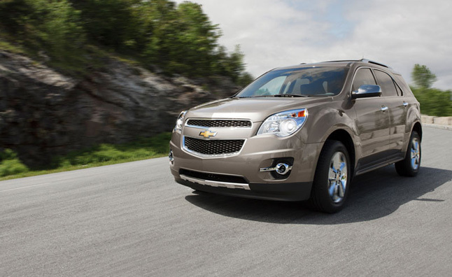 2013 Chevy Equinox LTZ Review