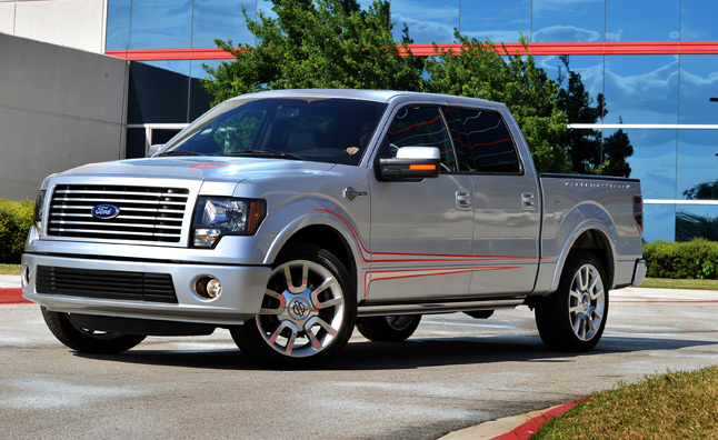 2012 Ford F-150 Harley-Davidson Review