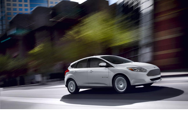 2012 Ford Focus Electric Review - Video
