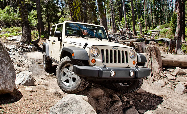 2012 Jeep Wrangler Rubicon Unlimited Review