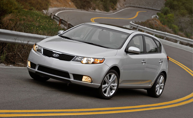 Awesome 2012 Kia Forte 5 Door Hatchback Review
