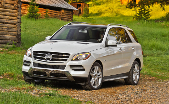 2012 mercedes benz ml350 bluetec review car reviews for 2012 mercedes benz m class ml350