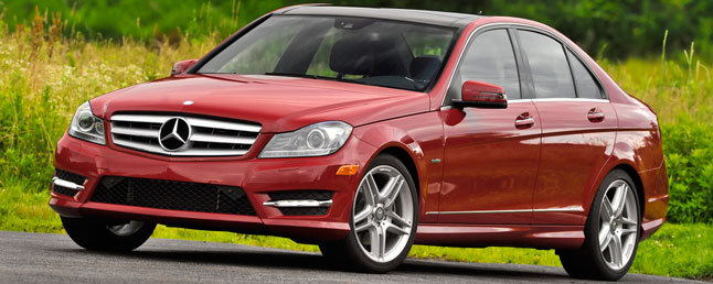 2012 Mercedes C350 Review: Car Reviews