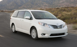 2012 Toyota Sienna Limited Review