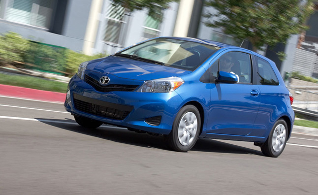 Marvelous 2012 Toyota Yaris Review