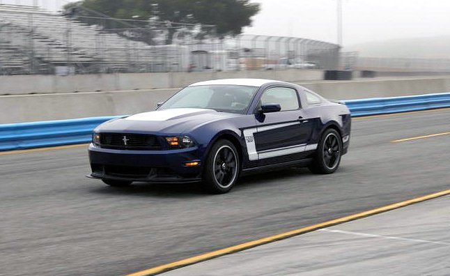 2012 Ford Mustang Boss 302 Review