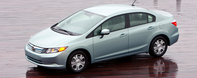 Good 2012 Honda Civic Hybrid Review [video]