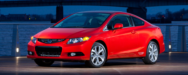 2012 Honda Civic Si Review [video]