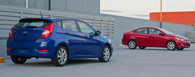 hyundai 2012 accent review