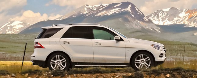 2012 Mercedes-Benz M-Class Review