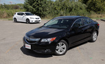 2013 Lexus CT200h vs. 2013 Acura ILX Hybrid – Video