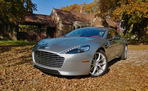 2013 Aston Martin Rapide S Review