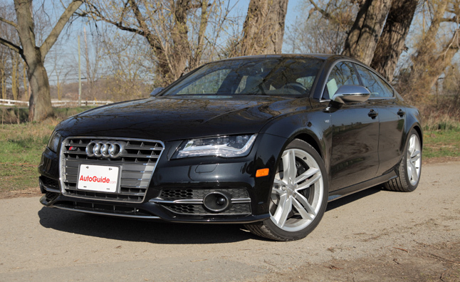 2013 Audi S7 Review - Video