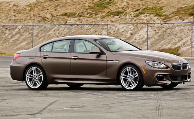 2013 BMW 650i Gran Coupe Review Car Reviews