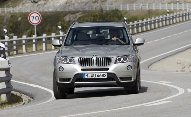 2013 Bmw X3 Xdrive28i Review Car Reviews