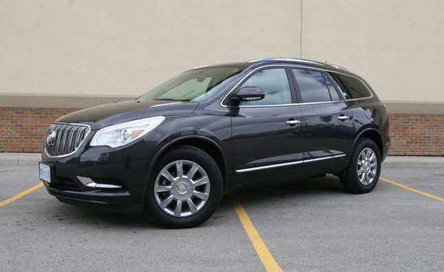 buick top cars speed enclave