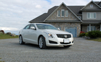 2013 Cadillac ATS 2.5L Review