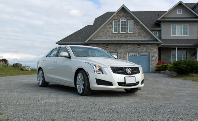 2013 Cadillac Ats 2 5l Review Car Reviews