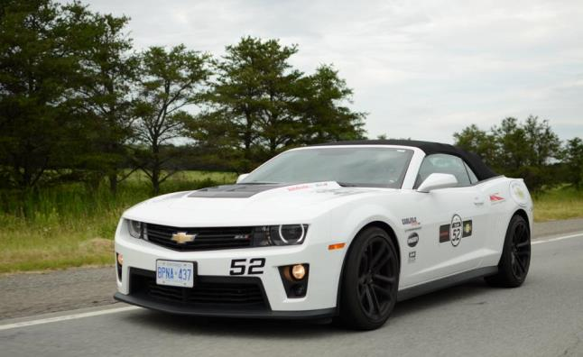 2013 Chevrolet Camaro ZL1 Convertible Review: Car Reviews