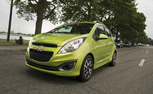 2013 Chevrolet Spark Review