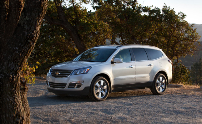 2013 Chevy Traverse Review