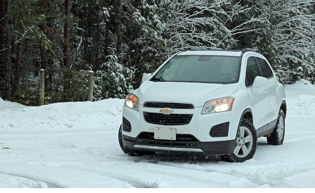 2013 chevrolet trax review car reviews 2013 chevrolet trax review sciox Gallery