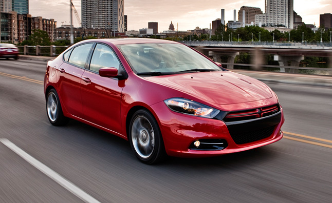 2017 Dodge Dart Review Video