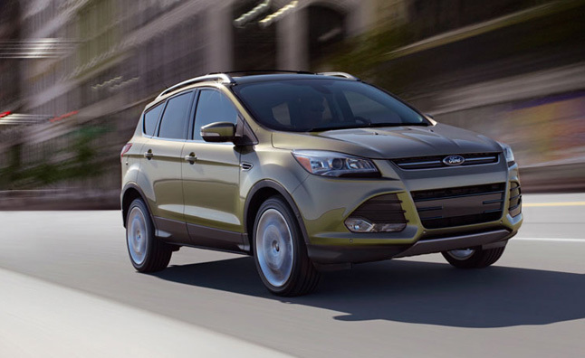2013 ford escape review car reviews. Black Bedroom Furniture Sets. Home Design Ideas