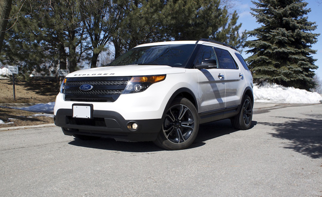 2013 ford explorer blacked out images pictures becuo