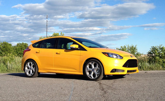 2017 Ford Focus St Review Video