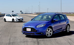 2013 Ford Focus ST vs 2013 Mazdaspeed3