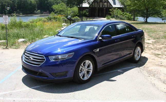 2013 ford taurus 2.0l ecoboost review: car reviews