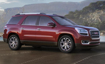2013 GMC Acadia Review