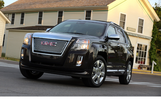 2013 GMC Terrain Denali Review
