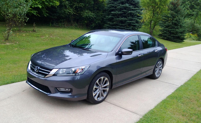 2013 Honda Accord Sport Review U2013 Video