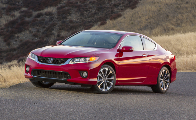 Attractive 2013 Honda Accord Coupe EX L V6 Review