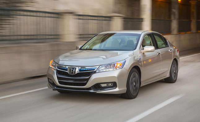 2014 Honda Accord Plug In Hybrid Review