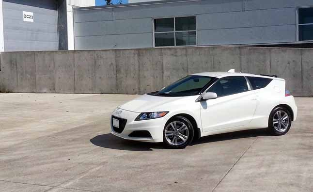 2013 Honda CR-Z Review