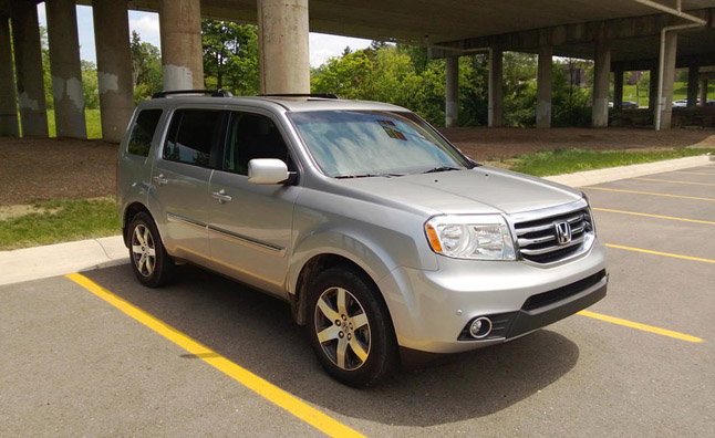2013 honda pilot touring review car reviews. Black Bedroom Furniture Sets. Home Design Ideas