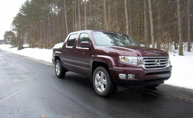 2013 Honda Ridgeline Review: Car Reviews