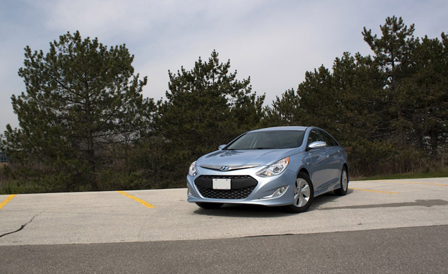 Good 2013 Hyundai Sonata Hybrid Review