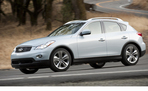 2013 Infiniti EX37 Review