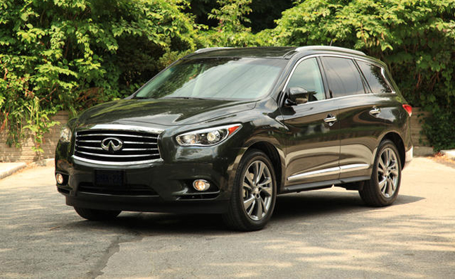 2013 Infiniti Jx35 Awd Review Video Car Reviews