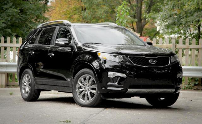 Beautiful 2013 Kia Sorento Review U2013 Video