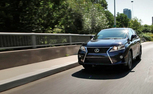 2013 Lexus RX350 F Sport Review - Video